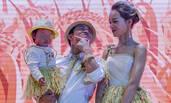 《达人秀》冠军带两岁女儿迎娶初恋 婚礼是这画风