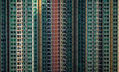这里是深圳最早市区:旧版香港