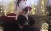 姚笛被富二代男友求婚现场曝光 身旁的马苏亮了