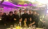 赵薇现身香港导演协会春茗 晒了张合照被指有心机