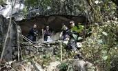 广西500警力进山围捕 凶犯坠崖身亡