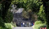 夏威夷火山喷发加剧形成熔岩墙