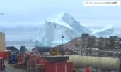 这是一座随时引发海啸的冰山