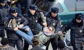 俄罗斯爆发大规模非法反腐游行