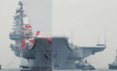 多图对比辽宁舰和国产新航母:有哪些不同