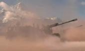 震慑印度:中国重炮山地部队西藏大演习