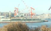 一天一变样:首艘国产航母雷达安装完毕 即将海试