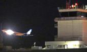 美国工程师机场偷客机 F-15战机拦截