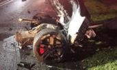 21岁中国留美学生酒驾撞树身亡
