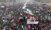 叙利亚多地爆发反政府示威