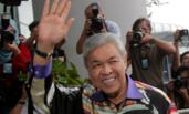 马来西亚前副总理被捕前最后露面