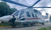 2亿元的直升机亮相上海进博会