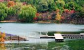 北京:来金海湖欣赏湖景秋色