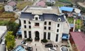 湖南乡村现超豪华别墅 造价超亿元
