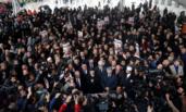 民众纪念遇难沙特记者
