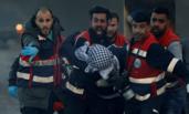 巴勒斯坦人与以军发生冲突 4人遭枪击