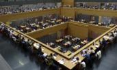 北京:国家图书馆周末座无虚席