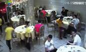 深圳18名男子吃霸王餐