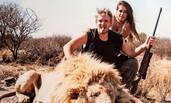阿根廷土豪与娇妻血腥狩猎引众怒