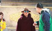 孙楠穿长袍走红毯 这造型可以给满分了