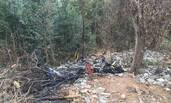 四川:共享单车被放火焚烧