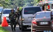 菲律宾棉兰老岛等多个地区戒严现场