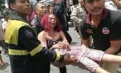 女子与丈夫吵架 买汽油自焚却烧死丈夫