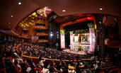 第20届上海国际电影节闭幕现场