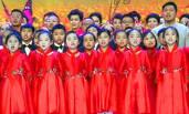 """中国儿艺会举办""""爱在人间""""大型公益演出活动"""