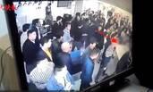 居民选举业委会筹备组 遭物业人员殴打