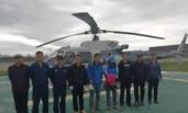 游客驾车被困青海 13小时后获救