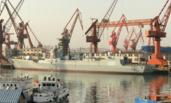 航母、神盾都能造 大连造船厂同时建造3艘052D