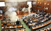 科索沃:一场真正硝烟四起的议会会议
