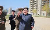 """金正恩欲把这里建成""""朝鲜式海岸城市"""""""