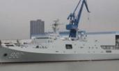 第5艘071登陆舰将服役 两栖战力升至全球第二