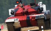 """首战告捷!中国队赢得""""坦克两项""""小组第一"""