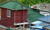 """韩国首尔市长""""蜗居""""在楼顶一个月"""