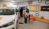 沙特首批女司机将上路 苦练驾驶技能