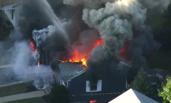 美国:连环气体爆炸致39间房屋起火