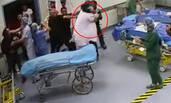 老人去世 路过医生被家属殴打