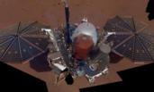 """火星上的""""自拍"""""""