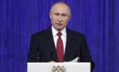 普京:继续提升国防能力