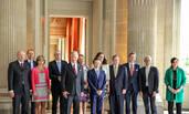 比利时国王为马云在皇宫举办了一场聚会