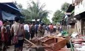 缅甸:数百佛教徒打砸清真寺