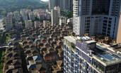 深圳:闹市里藏80栋烂尾别墅20年