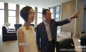 王健林办公室内景曝光:收藏品惊人 桌上摆王思聪照片