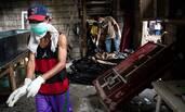 菲律宾反毒战开始后的殡仪馆
