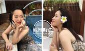 杨钰莹示范47岁女人应该有的状态