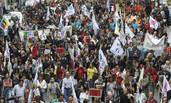 法国再爆发全国性抗议活动