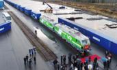 这趟列车能从北欧开到中国